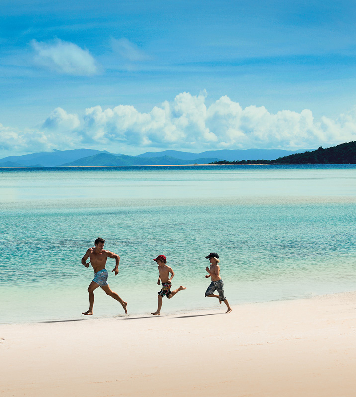 Island Beach People: The Best Luxury Family Resorts In The World