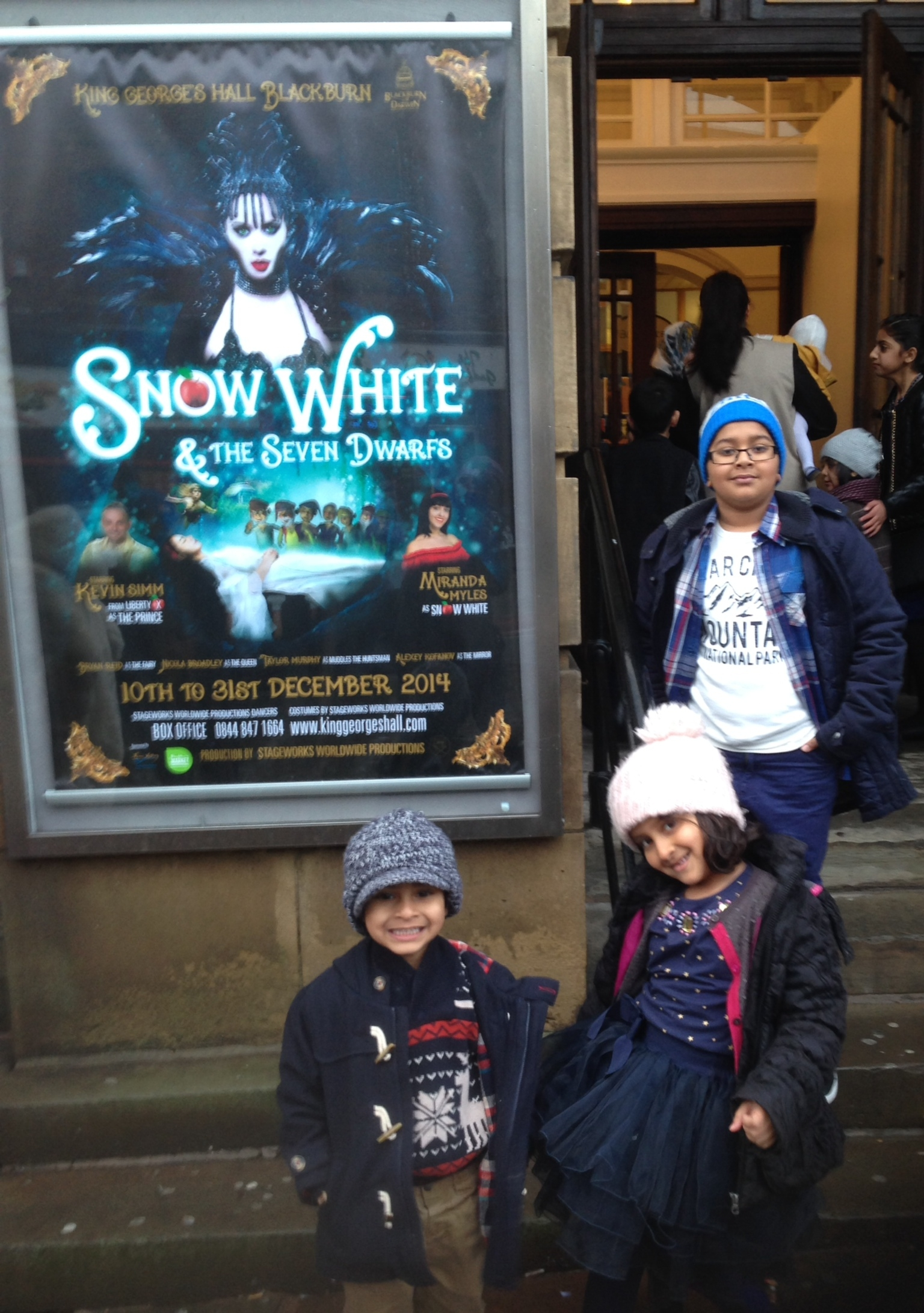 Snow White King Georges Hall. ""