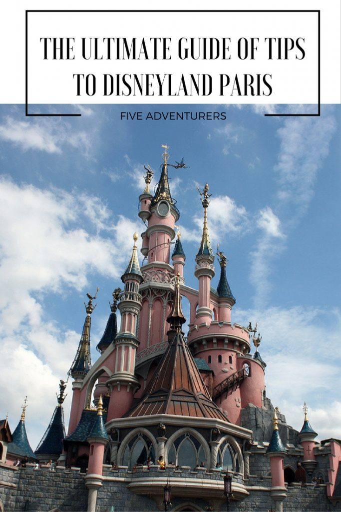 Top Tips For Disneyland Paris Guide To Euro Disney Five - The 12 best disneyland attractions for your little princess