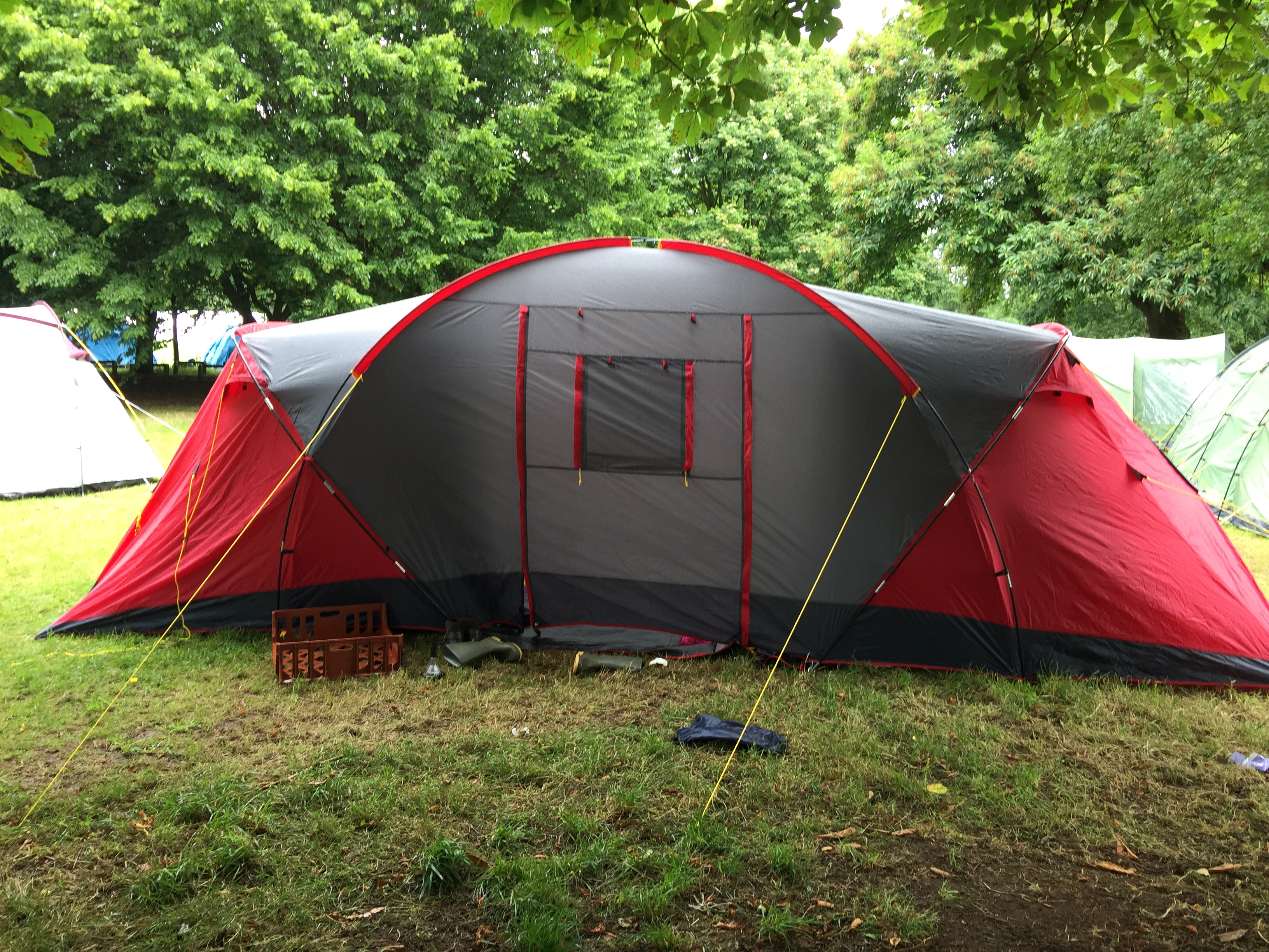 & Regatta Atlin 6 Man Tent Review - Five Adventurers